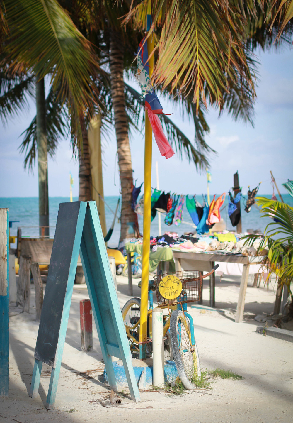 caye caulker bicycle