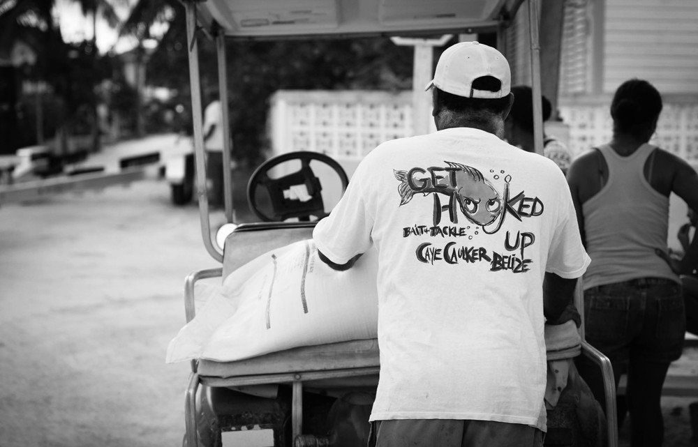 caye caulker get hooked up