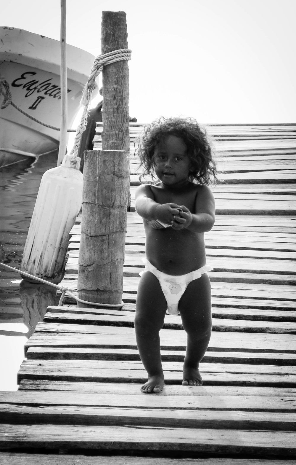 caye caulker toddler
