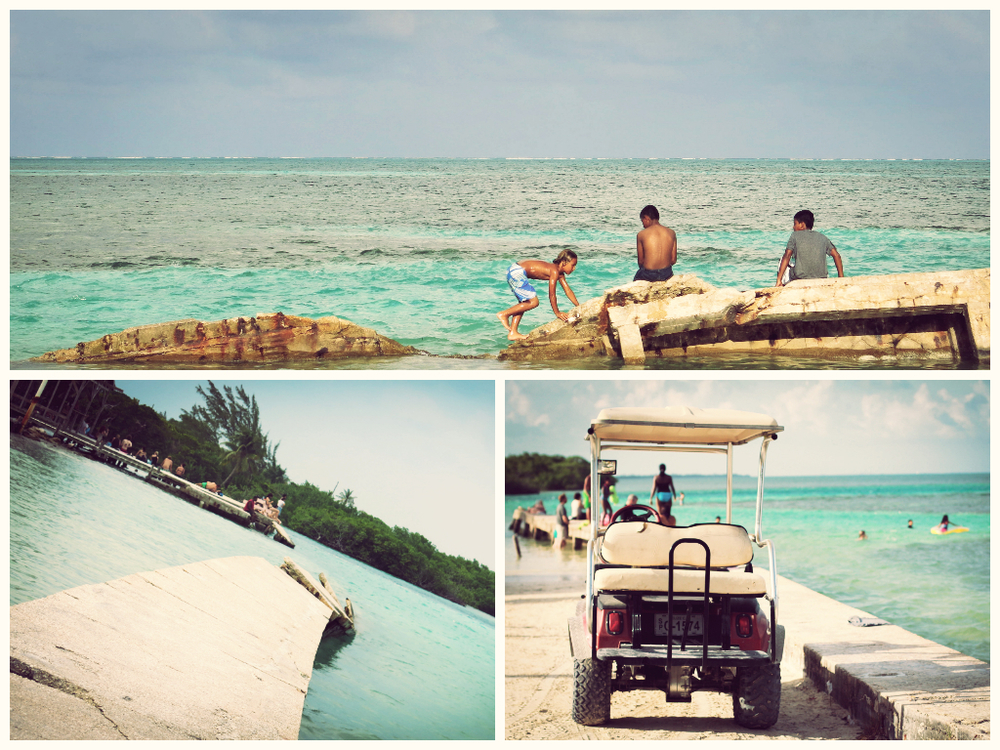 caye caulker collage belize