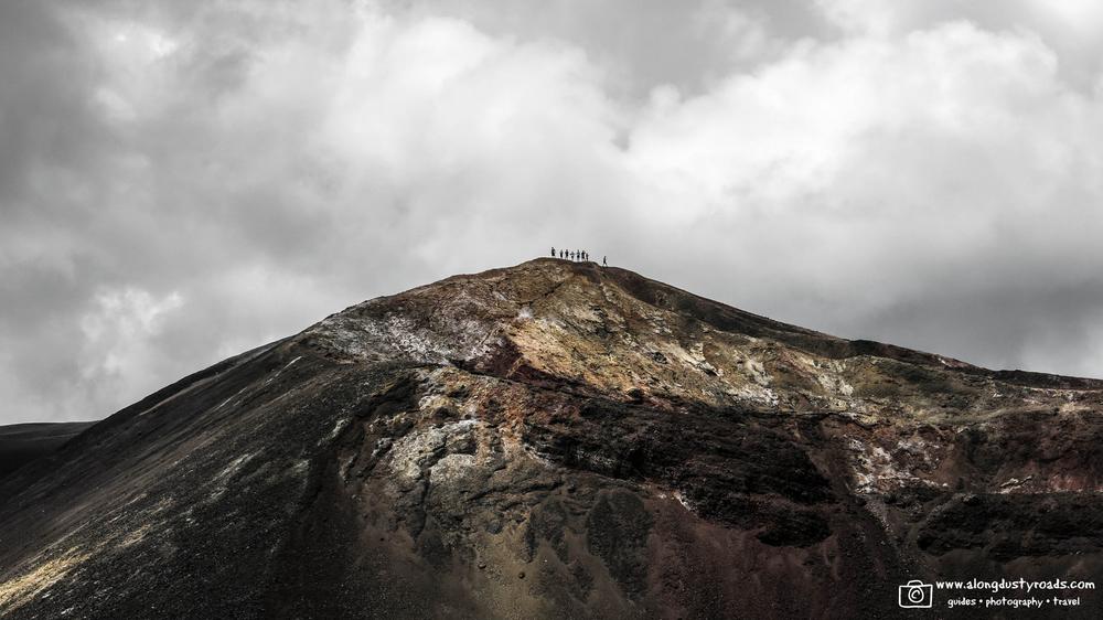 Volcano Boarding Leon Nicaragua Bigfoot