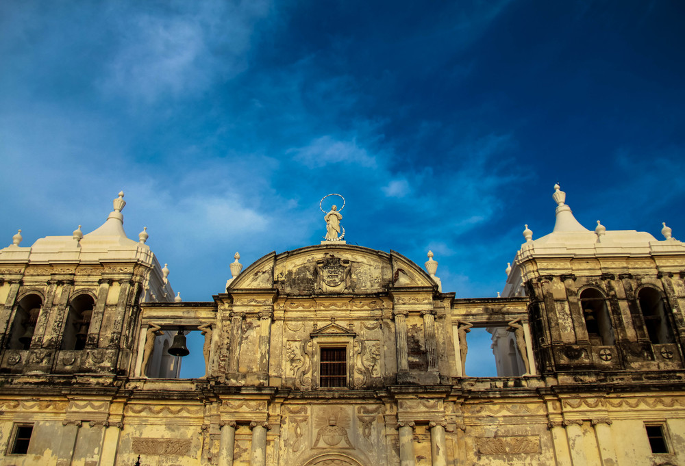 Things to do in Leon, Nicaragua - Climb the Cathedral