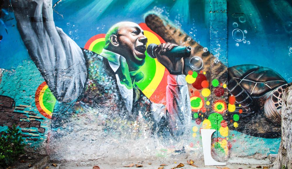 street art cartagena colombia