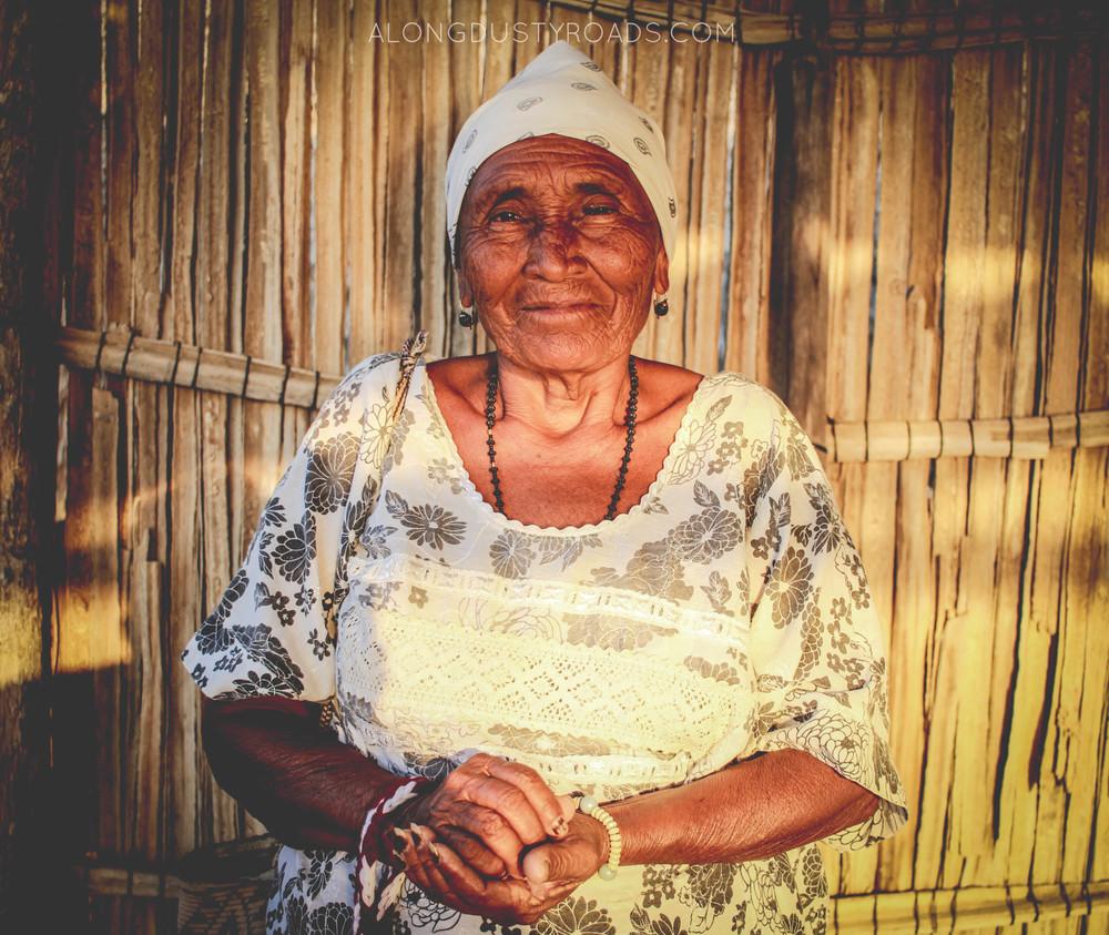 wayuu woman la guajira colombia