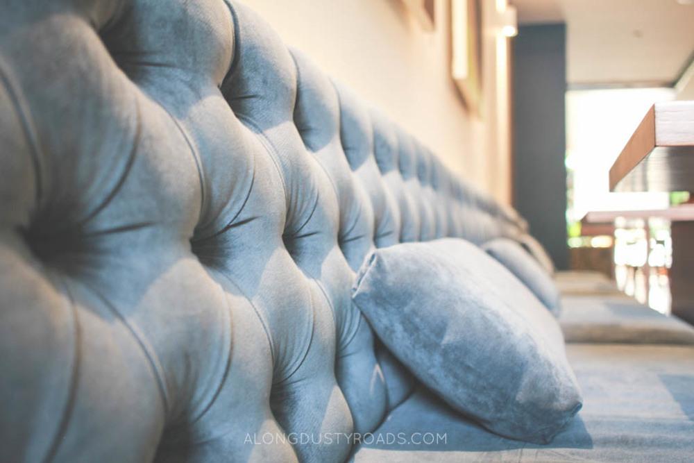 cafe velvet medellin sofa