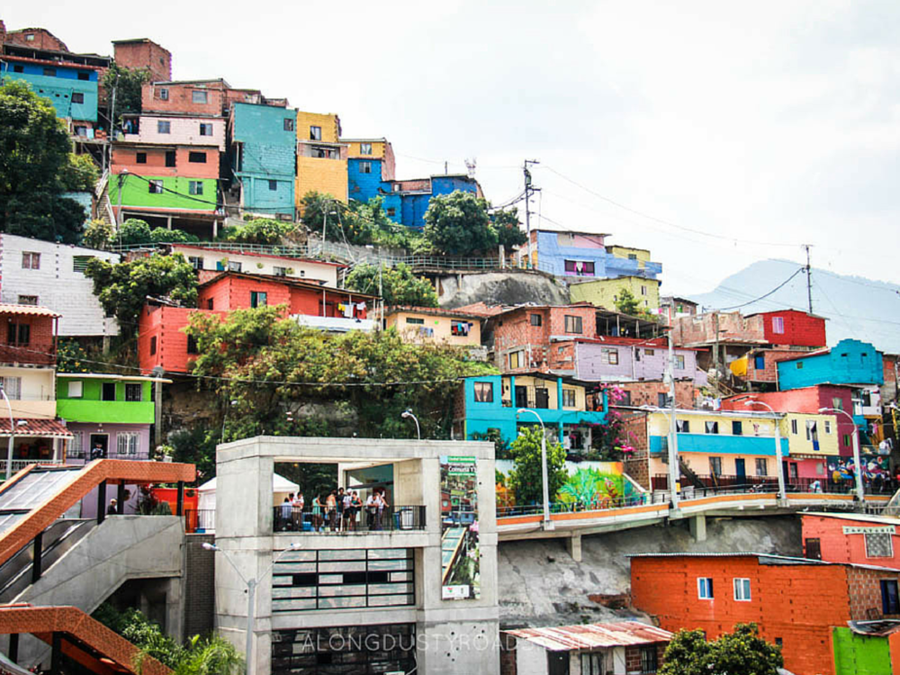Things to do in Medellin - Explore comuna 13 and street art