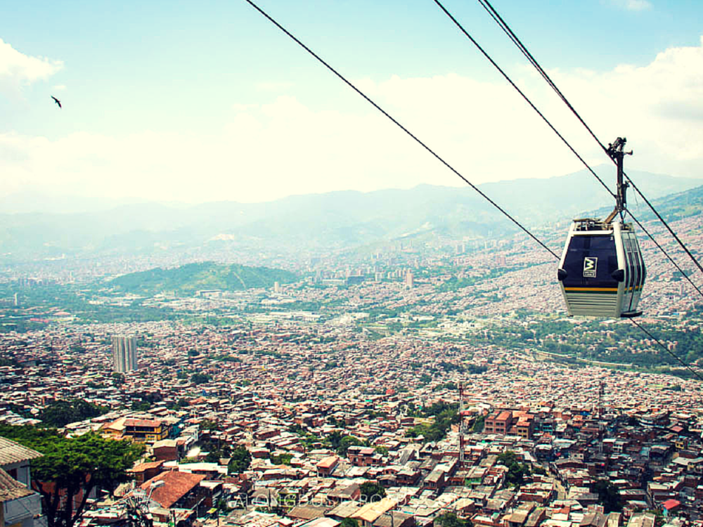 cable cars medellin colombia alongdustyroads.com