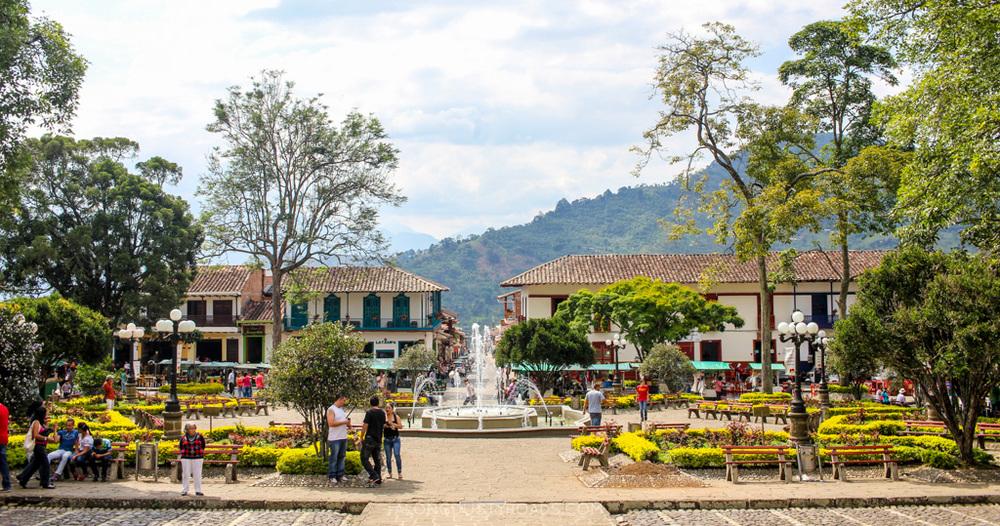 Jardin colombia hostels images for Jardin kolumbien