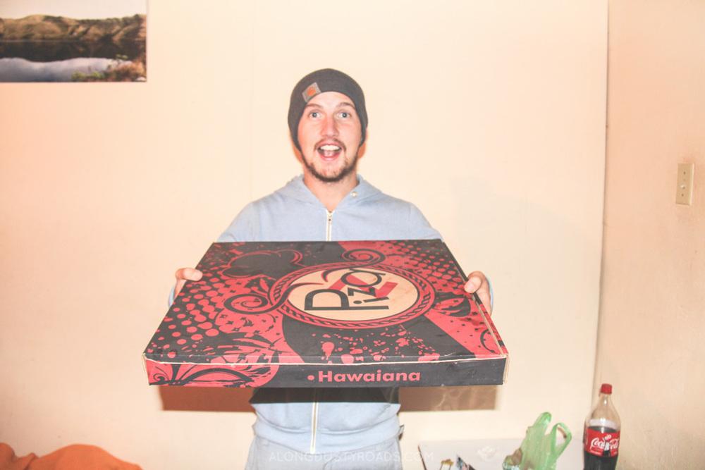 big pizza bogota