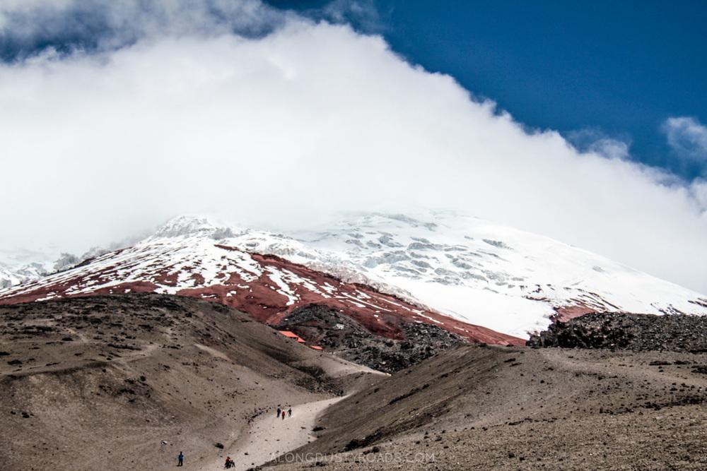 Cotopaxi Volcano Day Tour