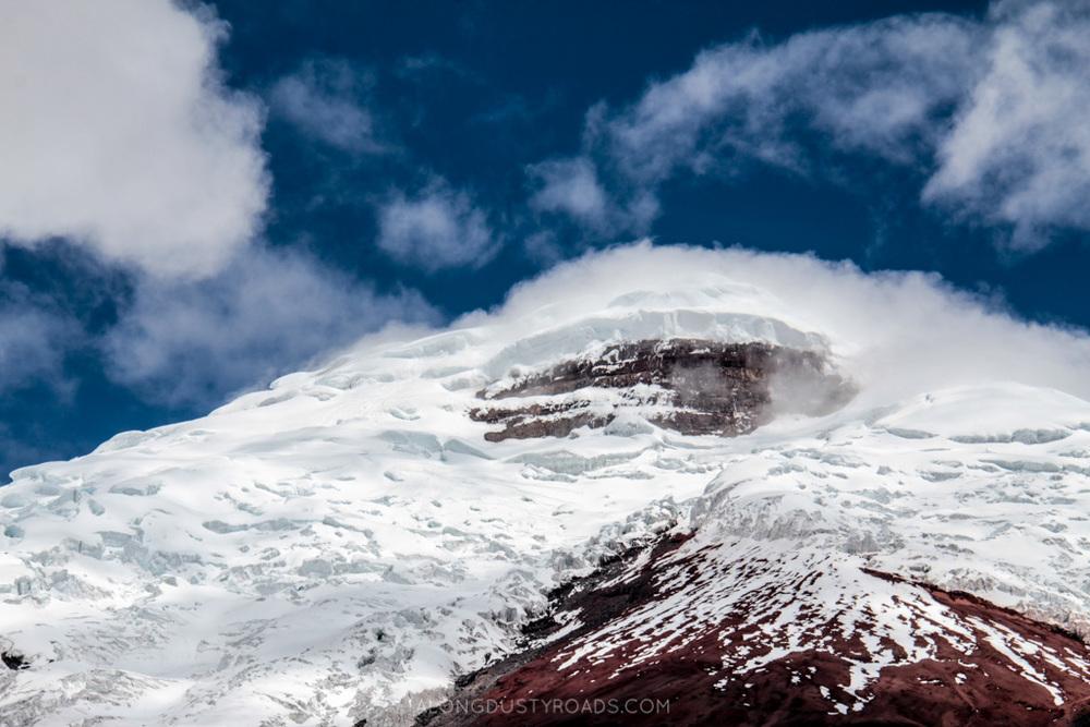 cotopaxi volcano quito ecuador