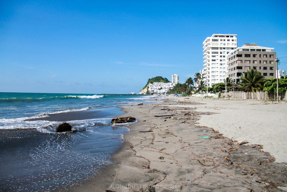 SAME BEACH ECUADOR