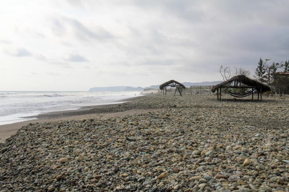 Ayampe Beach Ecuador