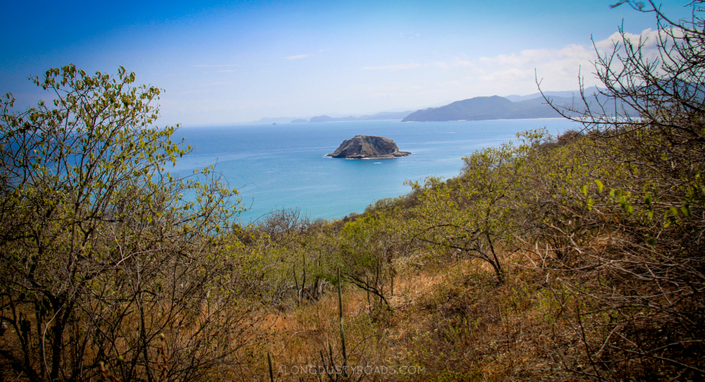 Los Frailes, Machalilla National Park