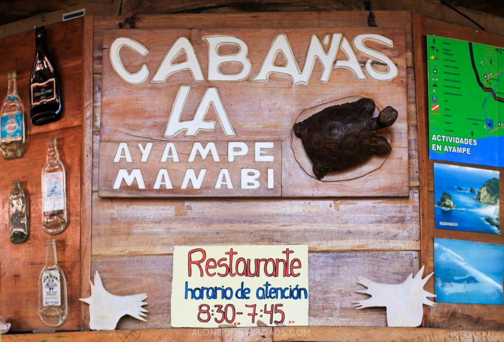 La Tortuga, Ayampe, Ecuador