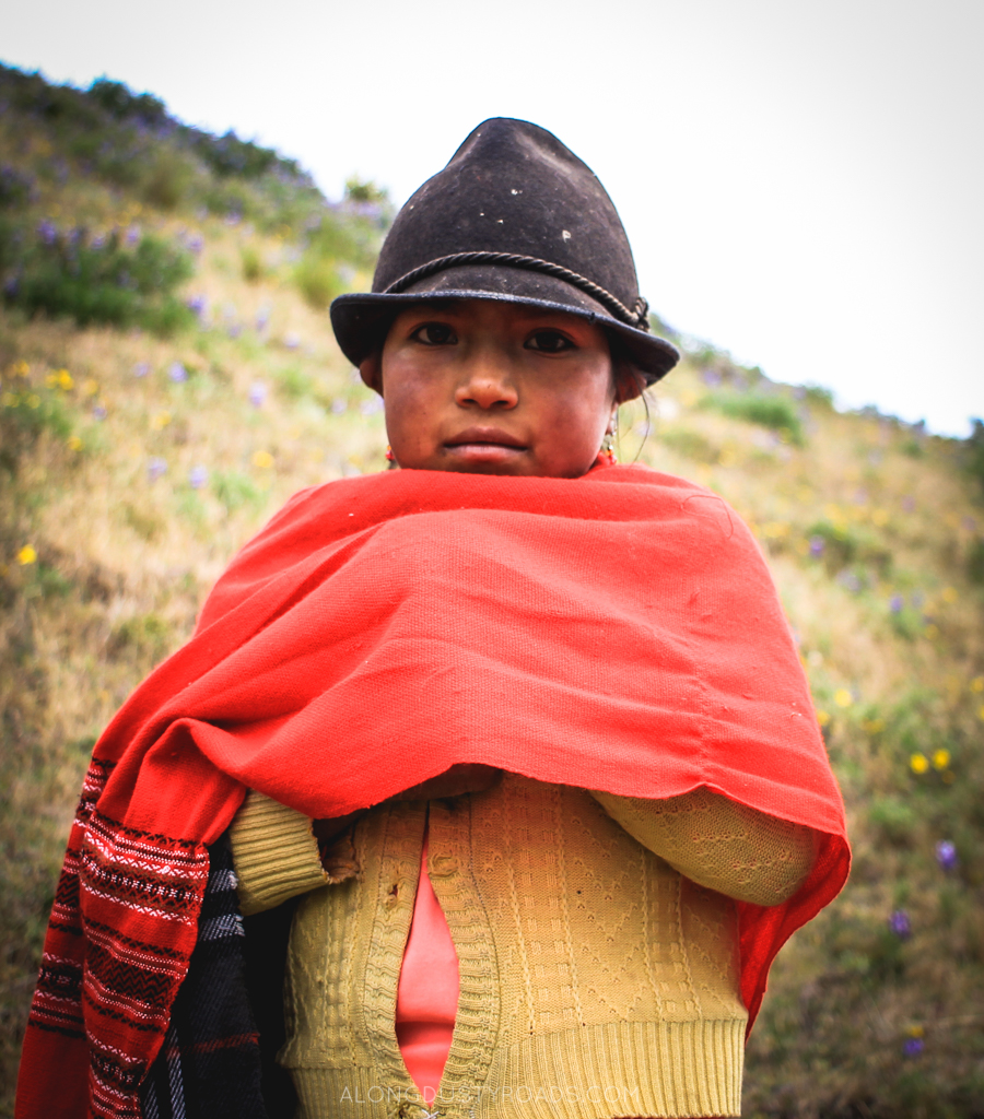 The Kids of the Quilotoa Loop, Ecuador