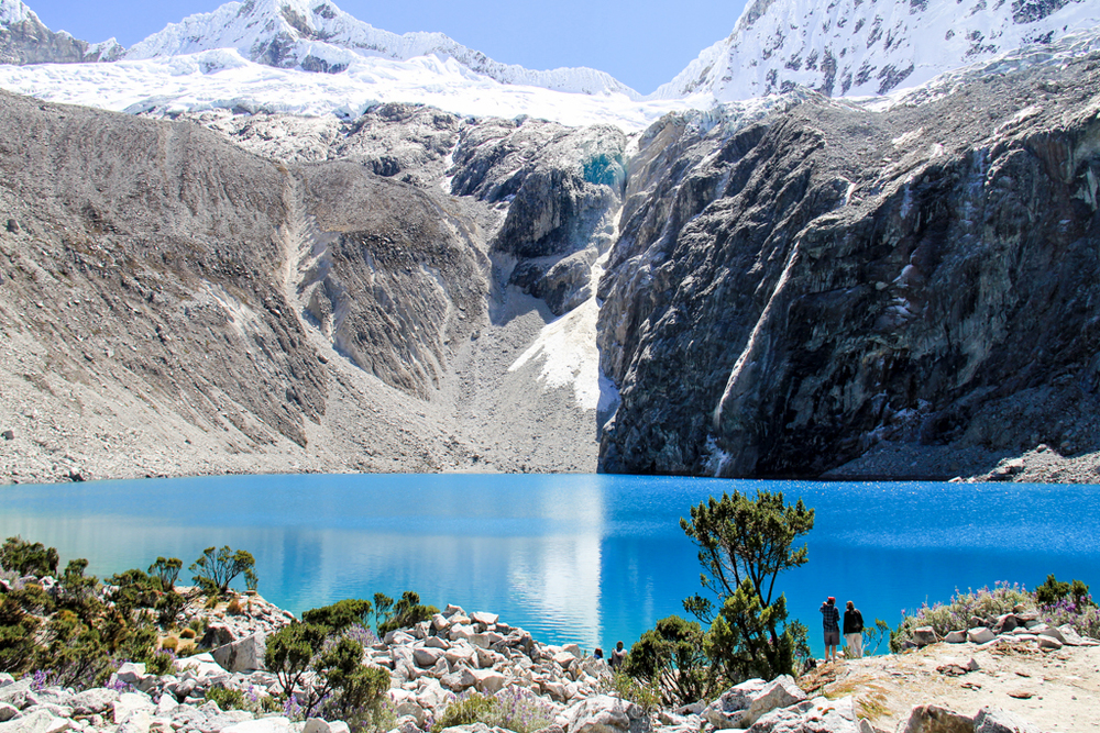 No, it's not photoshopped - Laguna 69, Peru