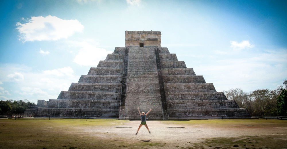 Cheapest way to Chichen Itza