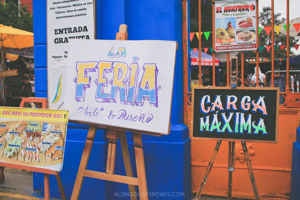 La Feria Arte y Diseño, lima, Peru