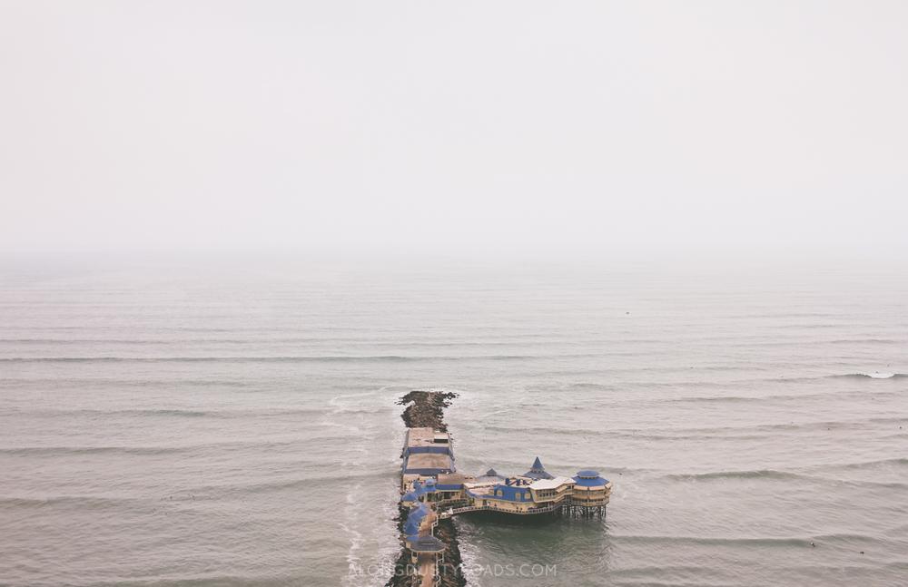 The Pier, Lima, Peru