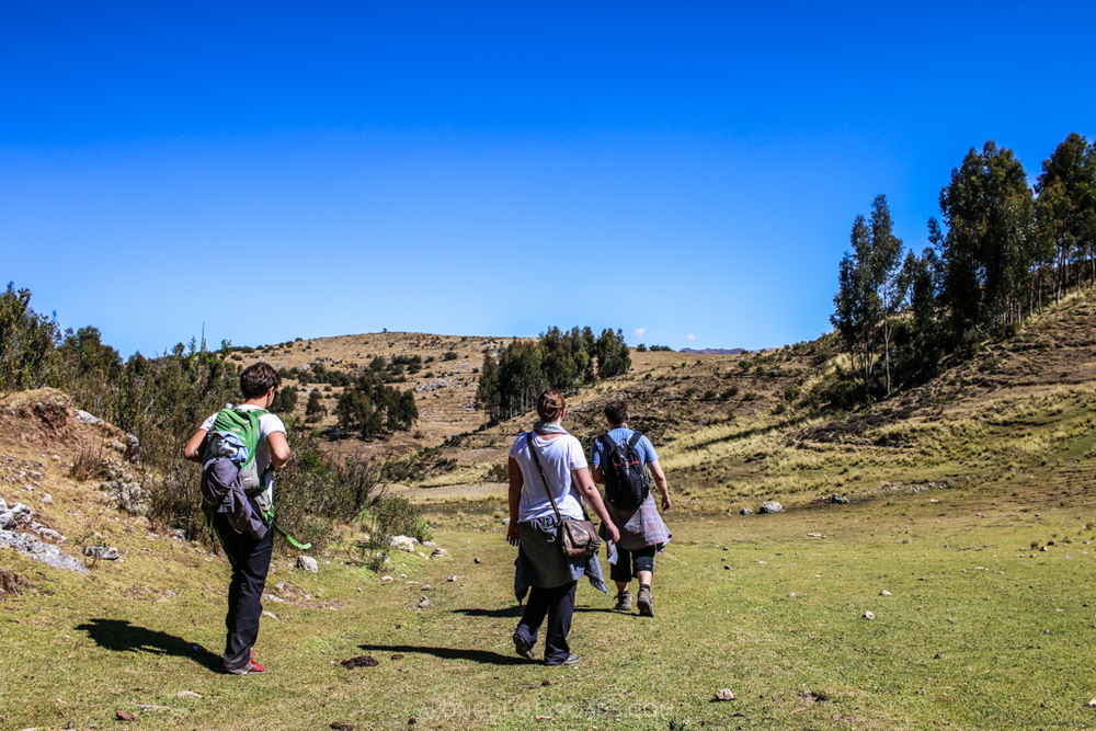 The Sacred Valley trek - Peru