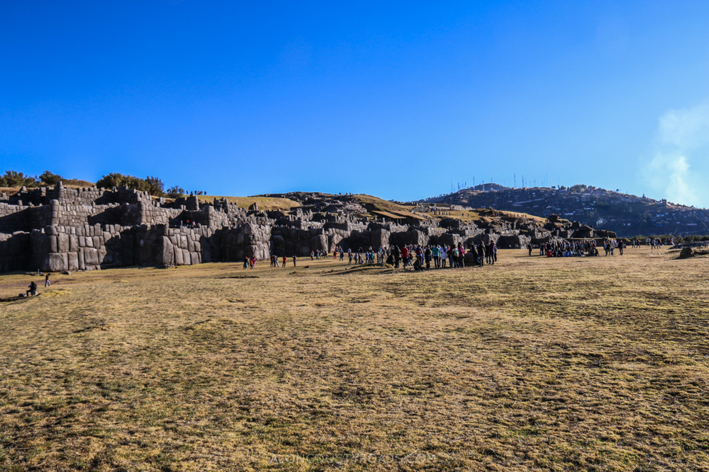 Saqsaywaman, The Sacred Valley - Peru.