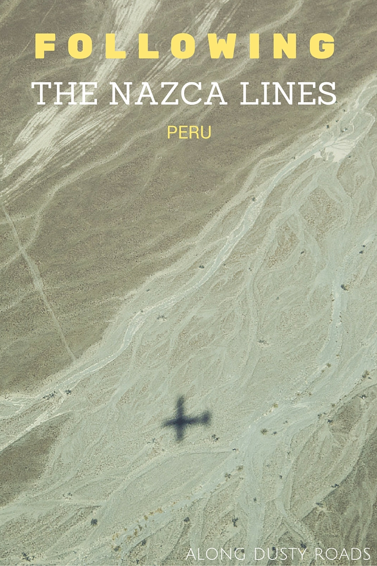 Following the Nazca Lines