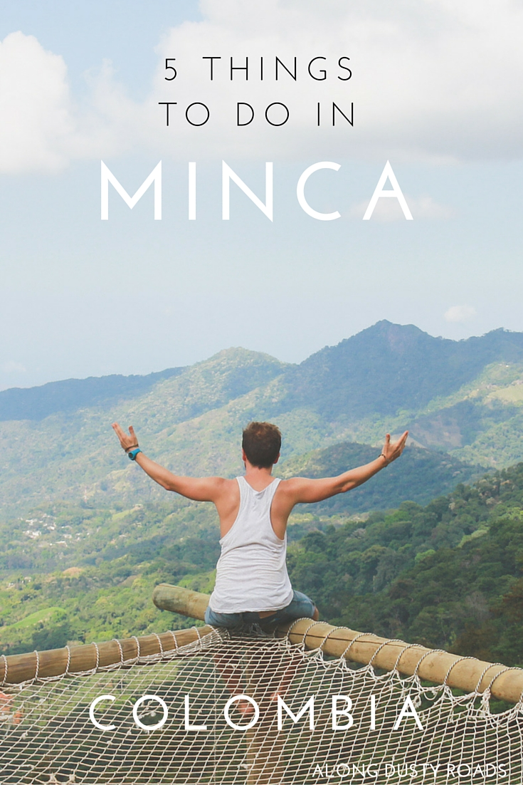 five things to do in minca — along dusty roads