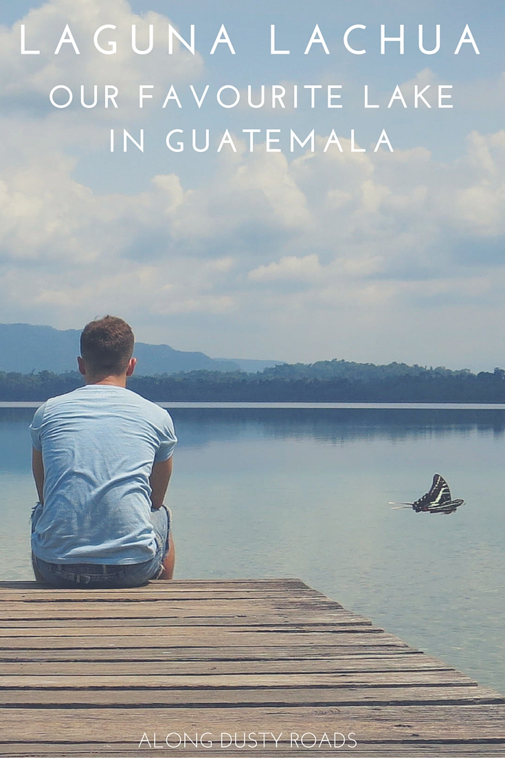 Laguna Lachua - Our little secret in Guatemala