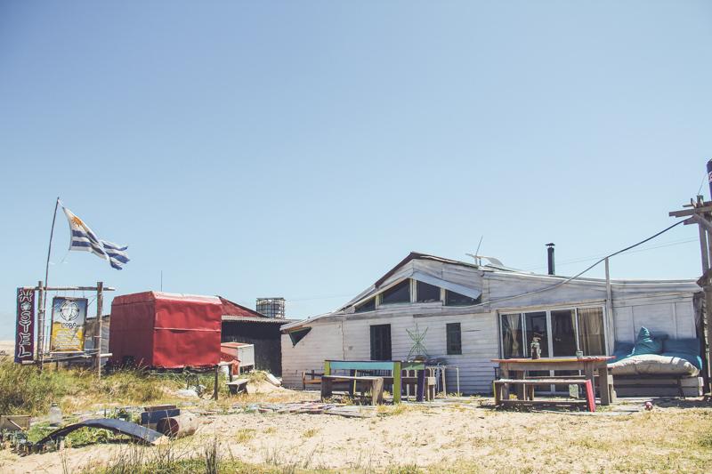Lobo Hostel Bar, Cabo Polonio, Uruguay