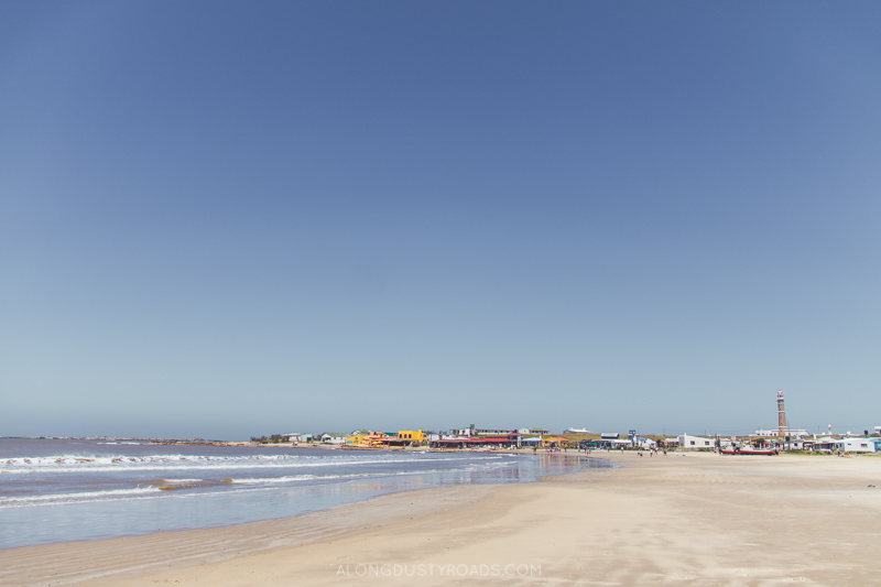 Cabo Polonio in low season, Uruguay