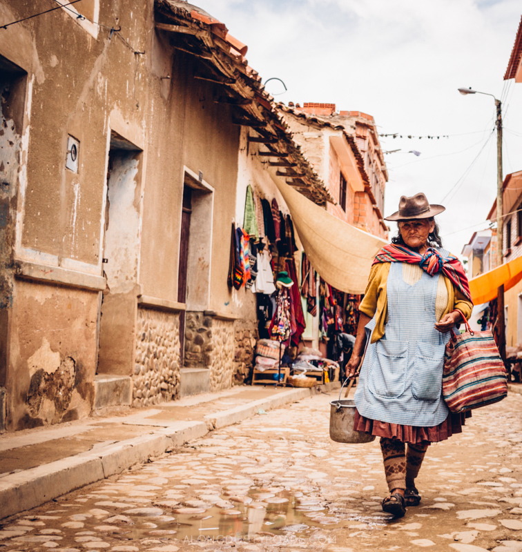 Tarabuco Merket, Bolivia