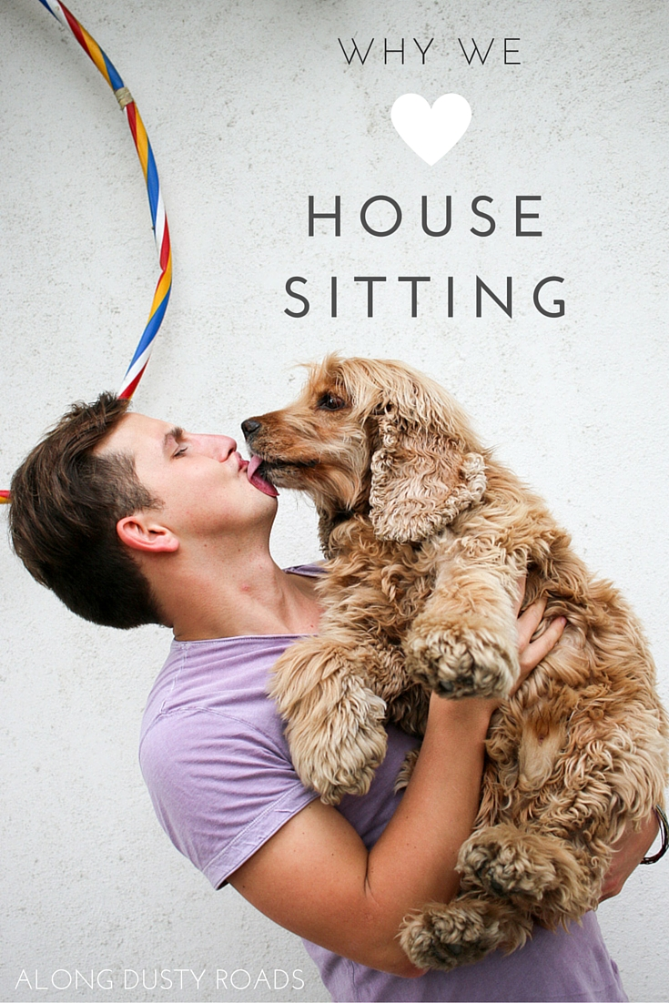 House sitting is a great way for people on the road to still have a home and a four-legged friend. Click on the pin to find out how house sitting has changed the way we travel.