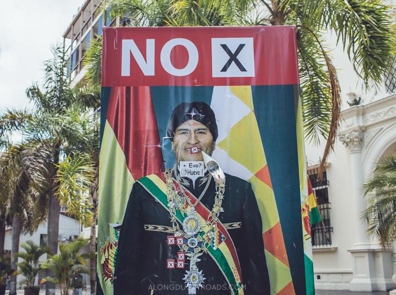 santa cruz votes no against morales referendum