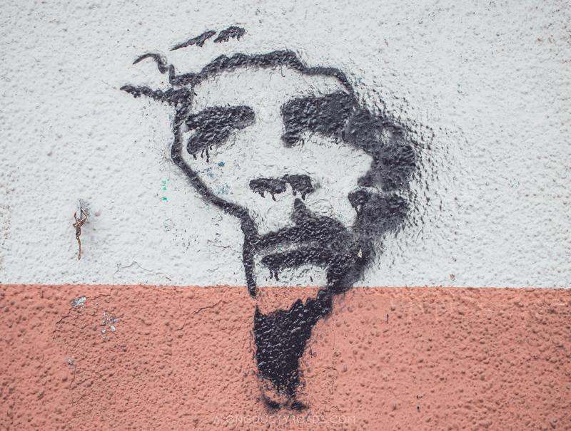Che Guevara Trail Bolivia