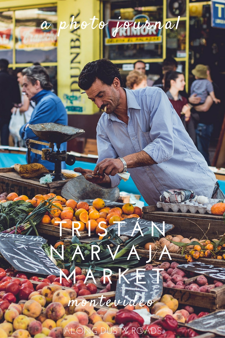 One of our best experiences in Montevideo was undoubtedly the Tristán Narvaja Street Market. Held every Sunday, it gives you a window into the Uruguayan way of life and is full of unforgettable characters.