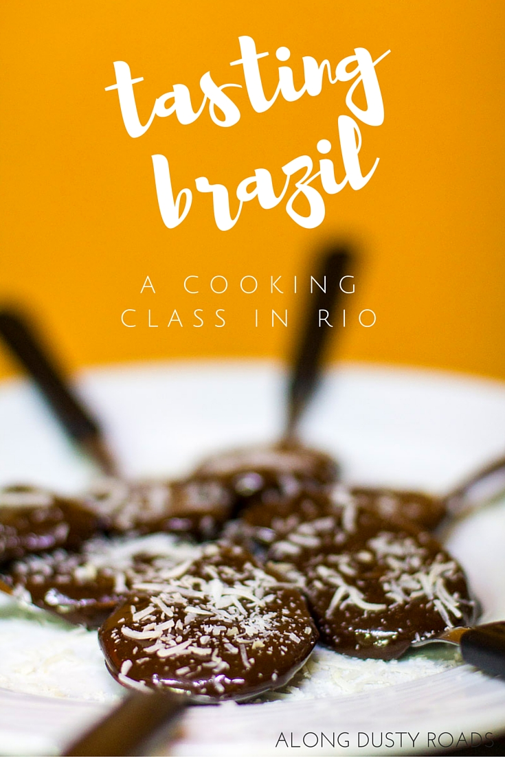 Looking to discover a little more about Brazil? Why not take a cooking class in Rio de Janeiro - you'll discover more than just recipes! Click to find out more!