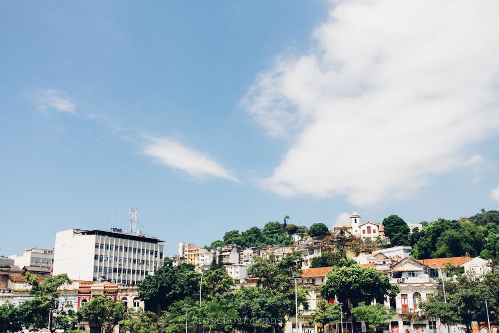 View of Santa Teresa, Rio de Janerio