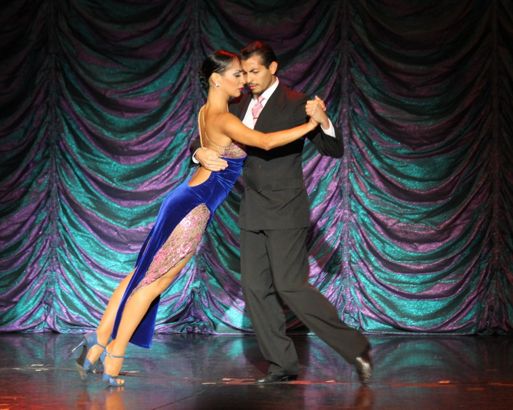 Tango Buenos Aires by Prayitno  | Creative Commons via Flickr