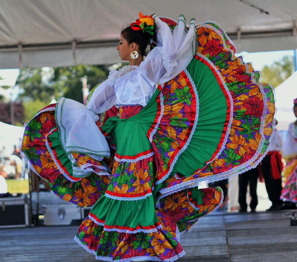 Mexican Dance by Brendan | Creative Commons via Flickr