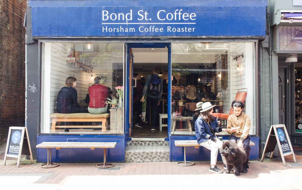 Bond St Coffee, Brighton