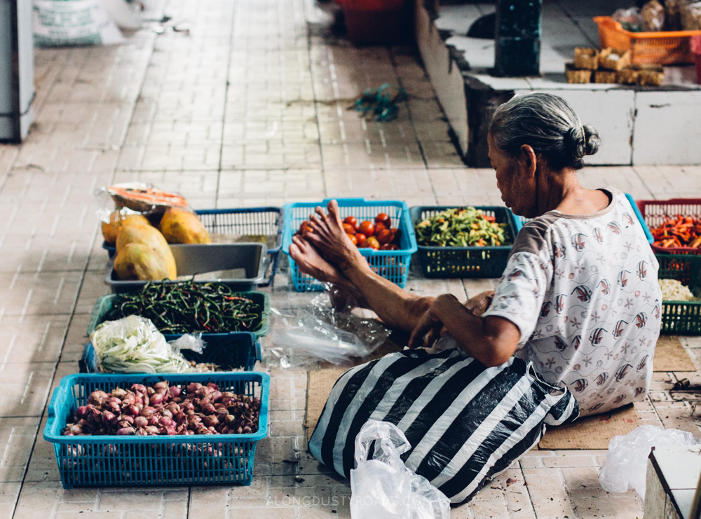 Things to do in Yogyakarta - Traditional market