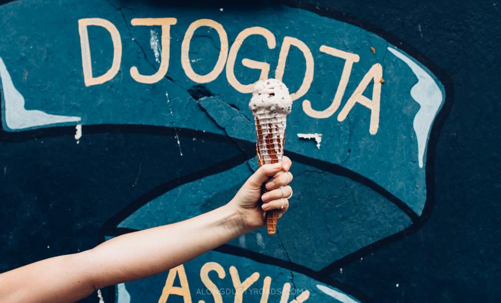 Il Tempo del Gelato, Yogyakarta, Indonesia