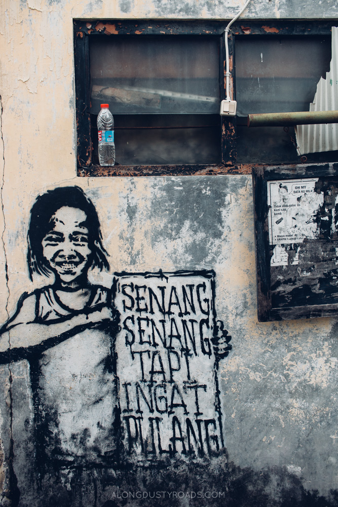 Things to do in Yogyakarta - Street Art