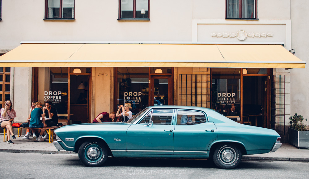 Drop Coffee, Stockholm, Sweden