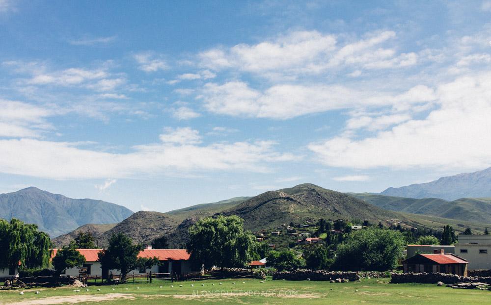 Estancia Los Cuartos, Tafi del Valle, Arentina