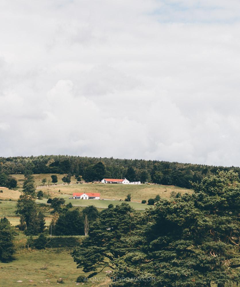 Forskar Nature Reserve - Eurando Trail, Sweden
