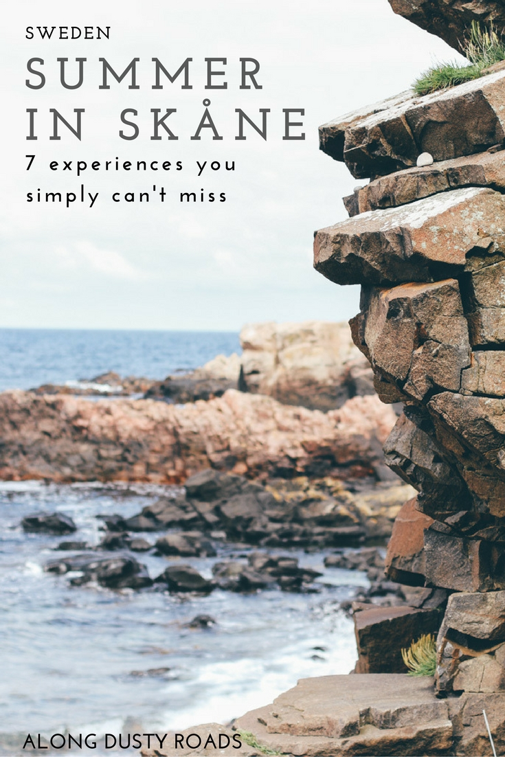 Beautiful hikes, stunning landscapes and beaches and picturesque villages, there's a lot more to Skåne in the south of Sweden than people realise! Click on the pin to discover 7 experiences you simply must have!