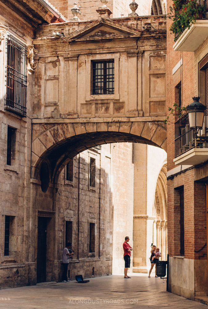 Things to do in Valencia Spain - Old town Valencia, Spain