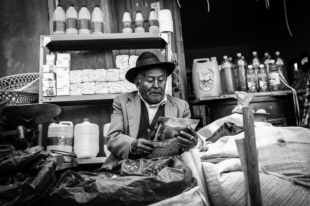 Tarabuco Market, Bolivia